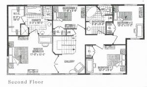 lancaster second floor